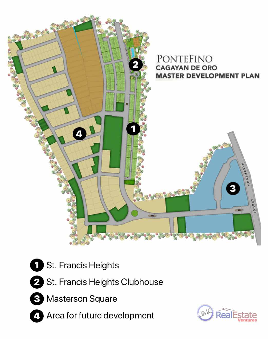 Pontefino stfrancisheights site dev plan web