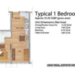 Primavera residences 1 bedroom