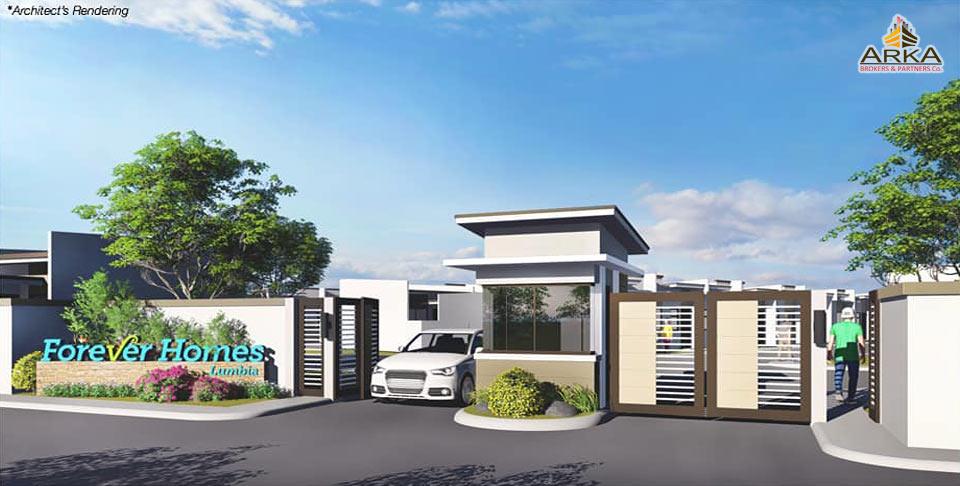 Forever homes lumbia prohomes gate and guardhouse