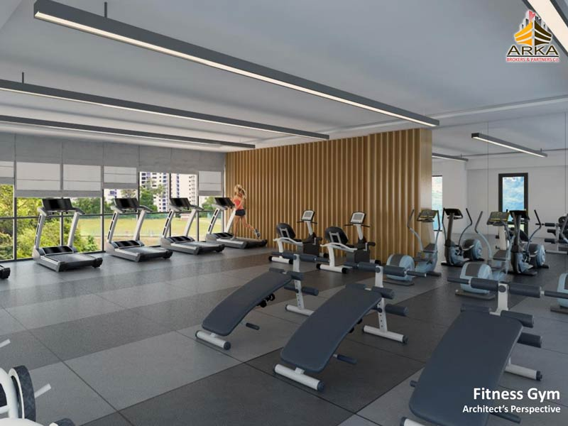 Casa mira tower cdo gmc fitness gym