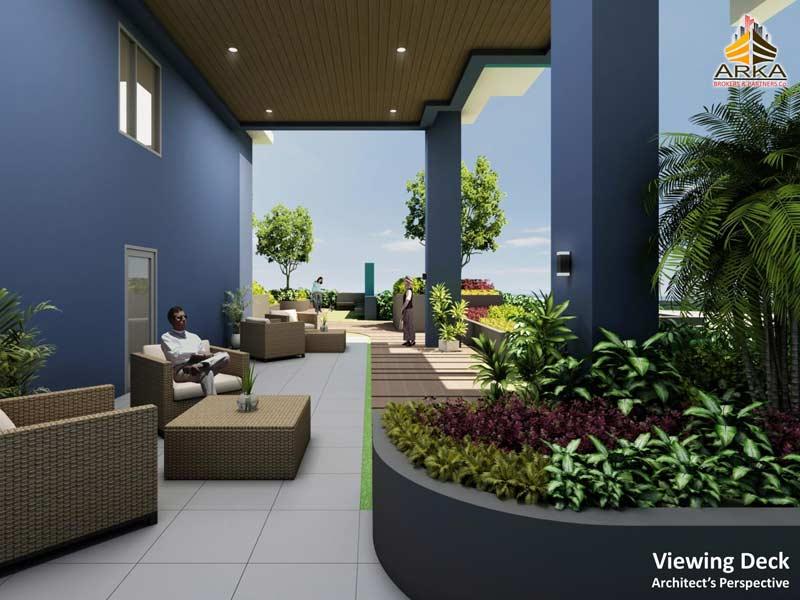 Casa mira tower cdo gmc viewing deck