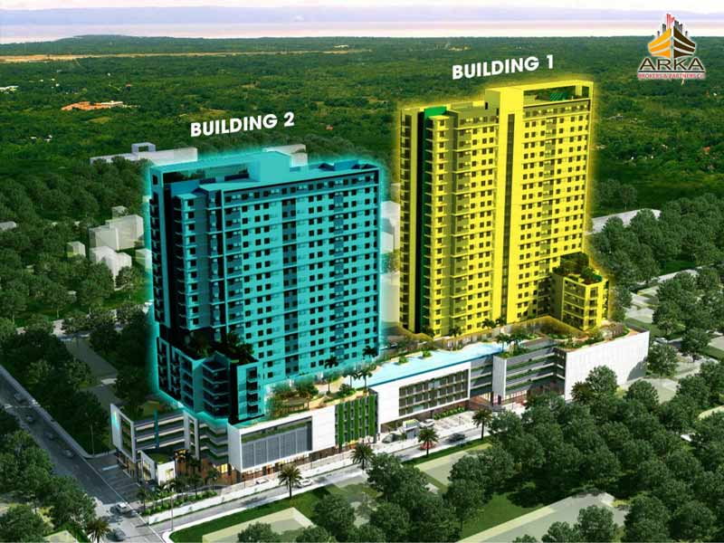 Casa mira tower cdo gmc site dev