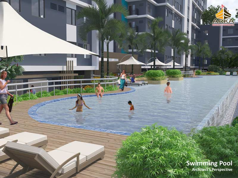 Casa mira tower cdo gmc swimming pool