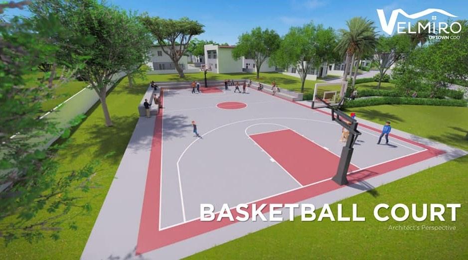 Velmiro uptown cdo basketball court gmc