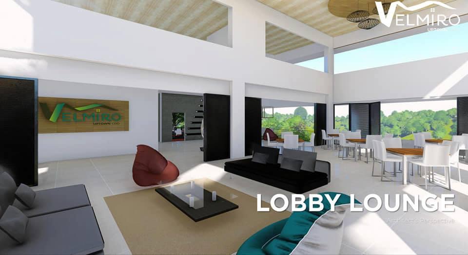 Velmiro uptown cdo lobby lounge gmc